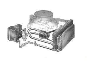 Servis, plnění autoklimatizace, klimatizace do aut