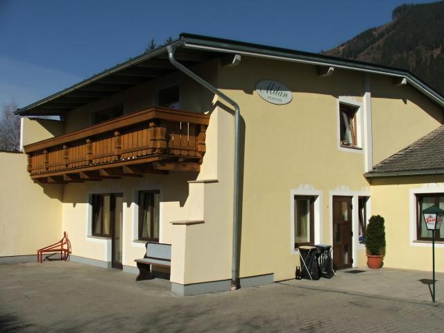 Týdenní pobyt v Alpách - Rakousko