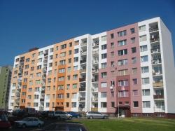 Stavební práce, revitalizace panelových domů, rekonstrukce Opava