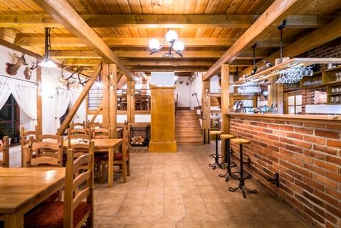 Ubytování s restaurací - pravé zvěřinové hody, špičková česká kuchyně, speciality ze zvěřiny