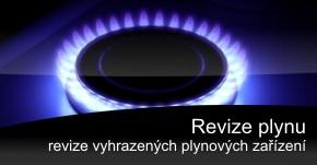 Pravidelné kontroly, revize plynu, plynových zařízení, spotřebičů