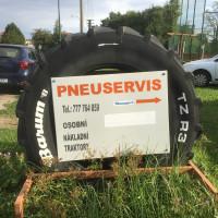 Pneuservis – přezutí, opravy, sezónní uskladnění a prodej pneumatik