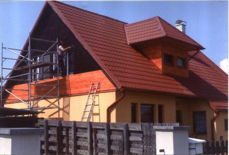 Klempíř, pokrývač, rekonstrukce, oprava, střechy, krovy, Ostrava