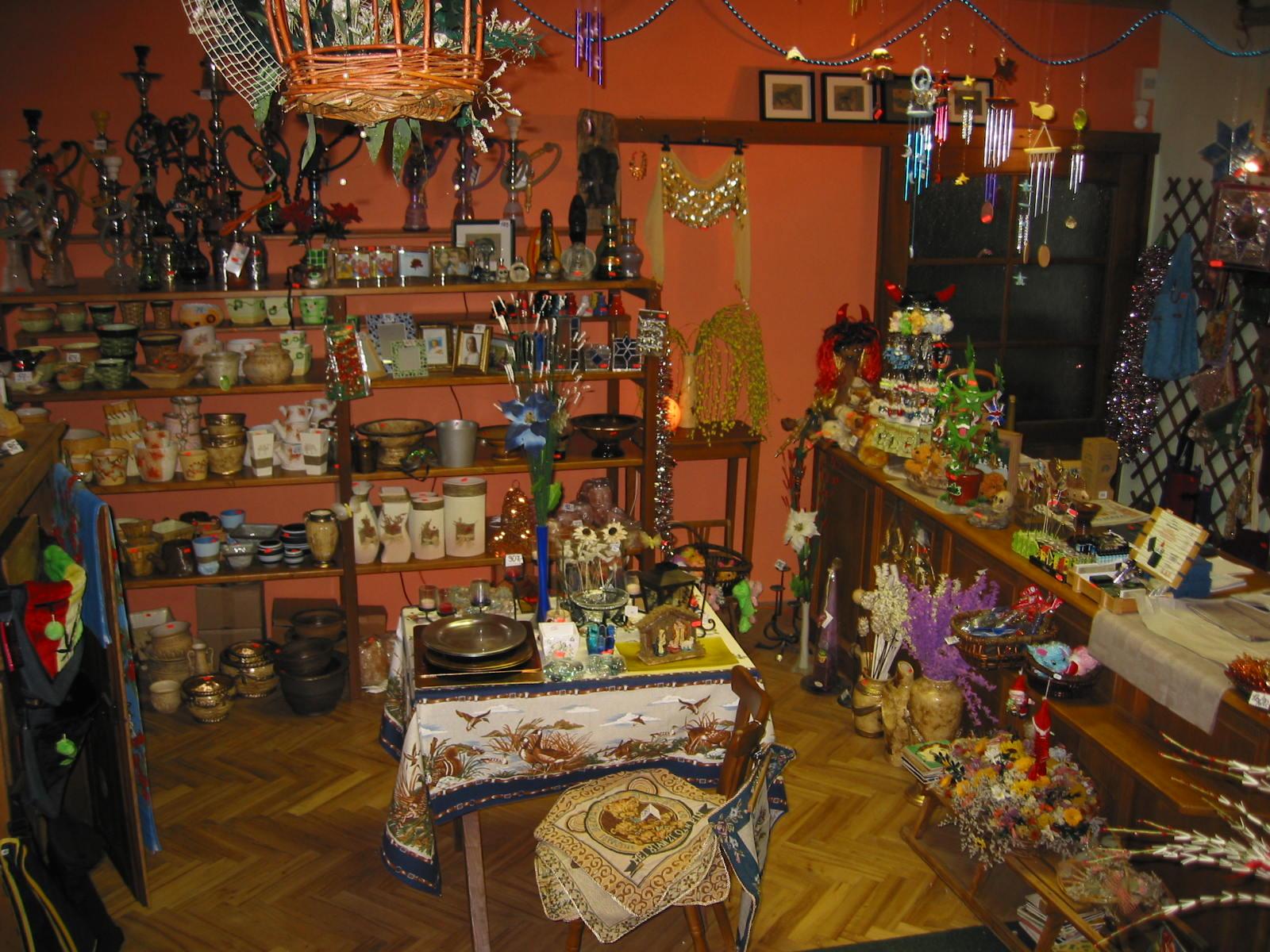 Dárkové zboží Třebíč, Vysočina