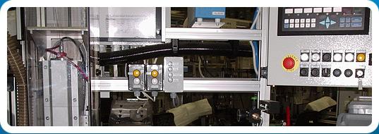 Technologická zařízení se speciální automatizací