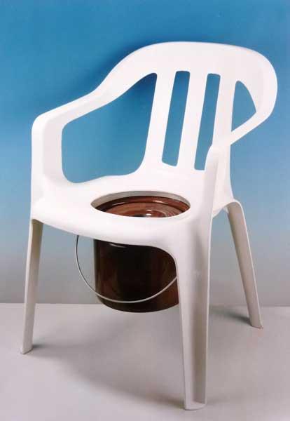 Prodej přenosných WC pro invalidy