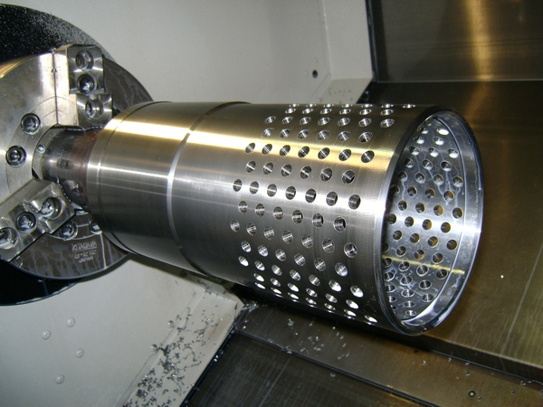 Strojírenská výroba, CNC obrábění, soustružení Zlín