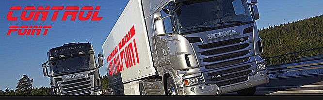 Control Point s.r.o., okres Olomouc, autodoprava kusových i velkoobjemových zásilek v rámci Evropy