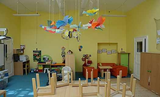 Mateřská škola Praha 1 s pravidelnou školou v přírodě, vzdělávání