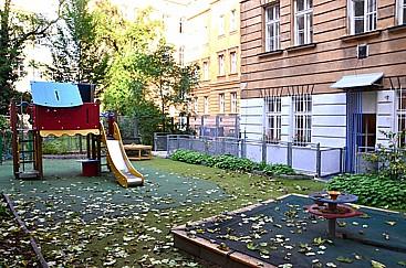 Mateřská škola Praha 1, Opletalova, venkovní aktivity, vzdělávací program Naše Praha