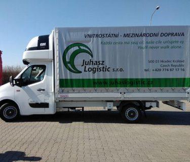 Vnitrostátní i mezinárodní autodoprava Hradec Králové
