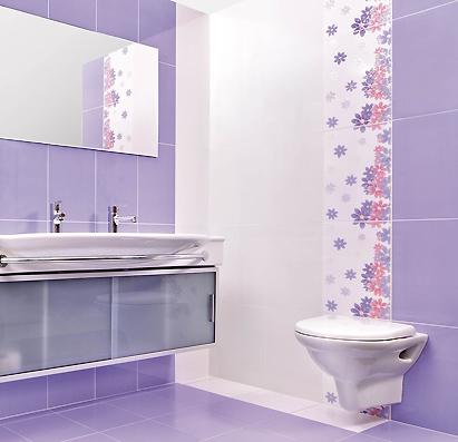 Bauhaus obklady do koupelny