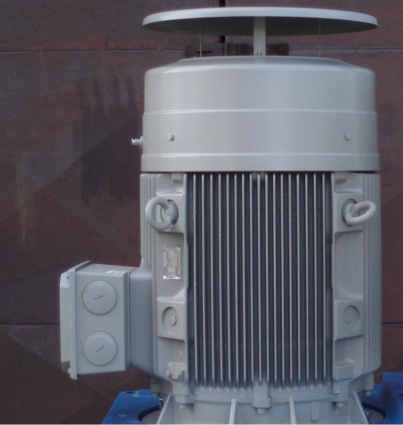 Nový motor 75 kW
