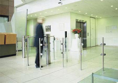 Bezpečnostní vstupy, turniketové dveře Valašské Meziříčí, Vsetín