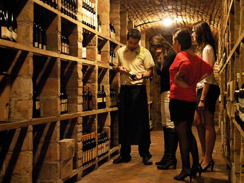 Prázdninový balíček, jihomoravský kraj, moravský vinotéka