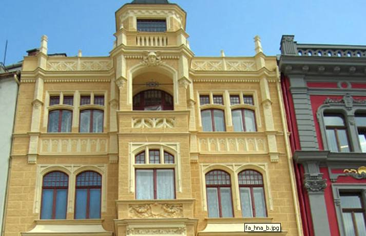 Výroba plastová okna, zateplení, rekonstrukce, revitalizace Opava