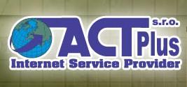 ACT Plus - internetové připojení Dobruška, Opočno, Náchod