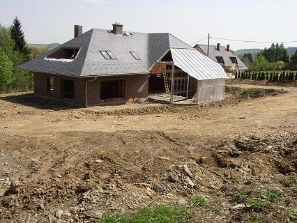 Kompletní stavební práce, od projektu po stavbu Ostrava, Frýdek-Místek
