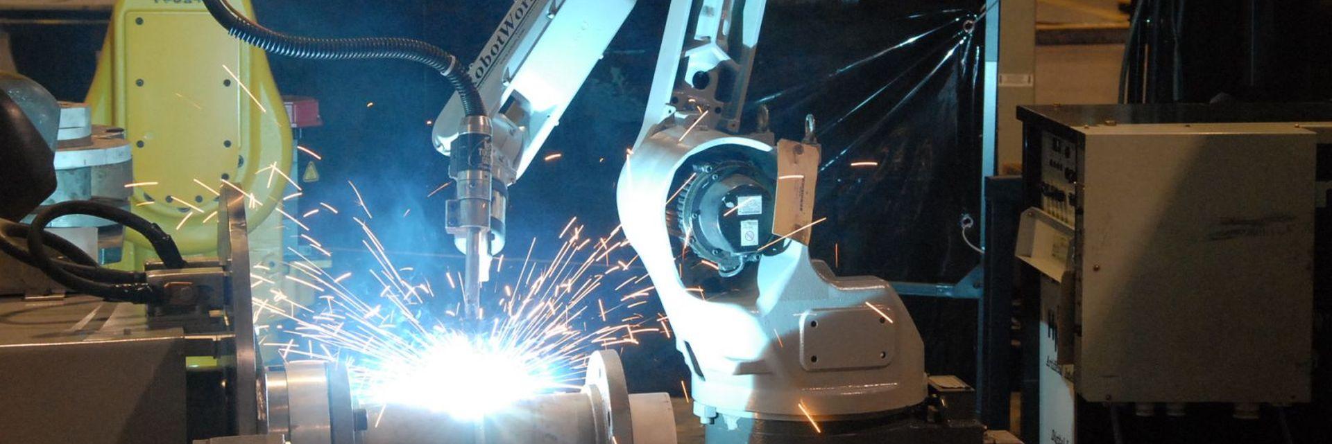 Svařovací stroje a automaty, stroje pro navařování, profesionální konstrukce a výroba