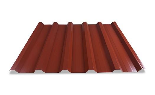 Výroba lehkých plechových střešních krytin Zlín