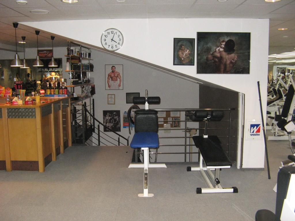 Fitness, fitcentrum, posilovna Olomouc