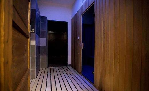 Příjemné prostředí, klid a relaxování zajistí finská sauna Havířov