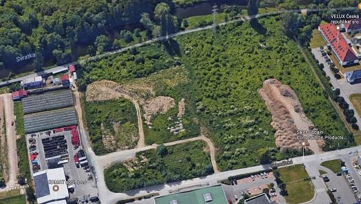 Levné stavební parcely Brno a okolí