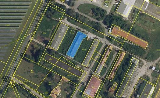 Prodej pozemků  ve veřejné dražbě