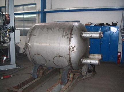 výroba tlakových nádrží - SEA Zlín s.r.o.