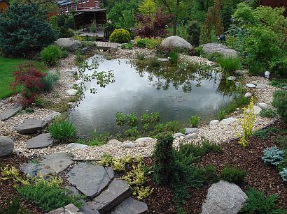 Zahradní centrum HORTIS, zahradnictví Židlochovice, realizace a návrhy zahrad, jezírek
