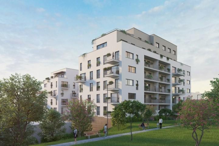 Nové byty, developerské projekty, realitní služby, Praha a okolí