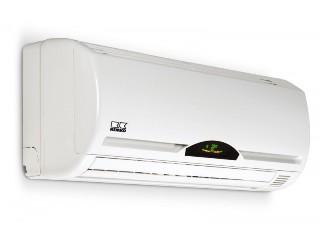 Klimatizační a teplovzdušné automaty pro efektivní vytápění a klimatizování pro haly i domy