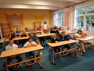 Vzdělání pro mimořádně nadané děti, Praha 9