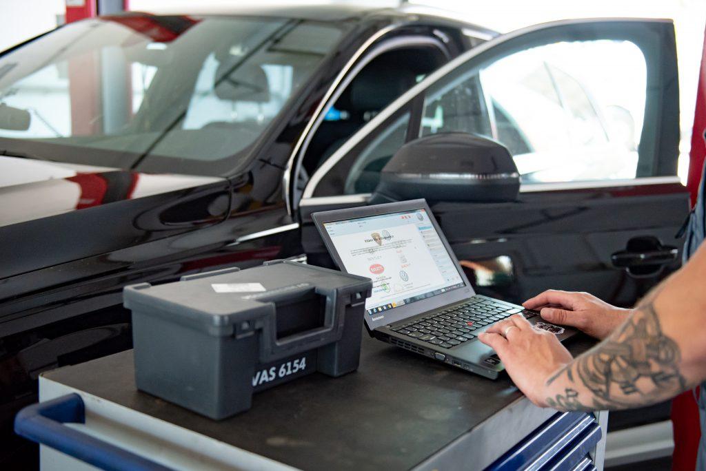 Profesionální diagnostika filtru pevných částic DPF, FAP pro osobní i nákladní auta