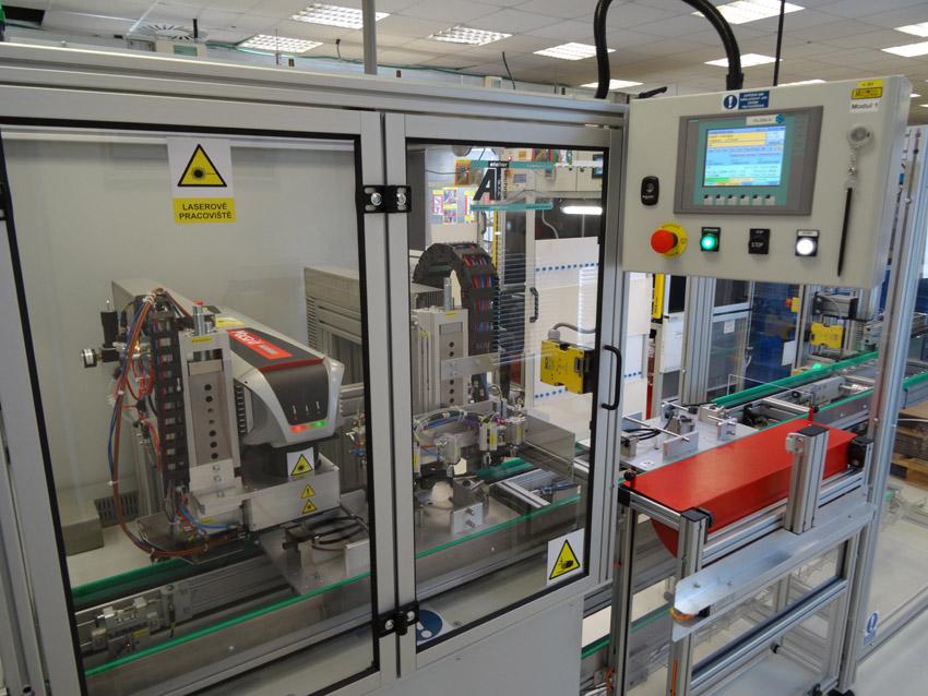 Vývoj a konstrukce přesných strojních celků
