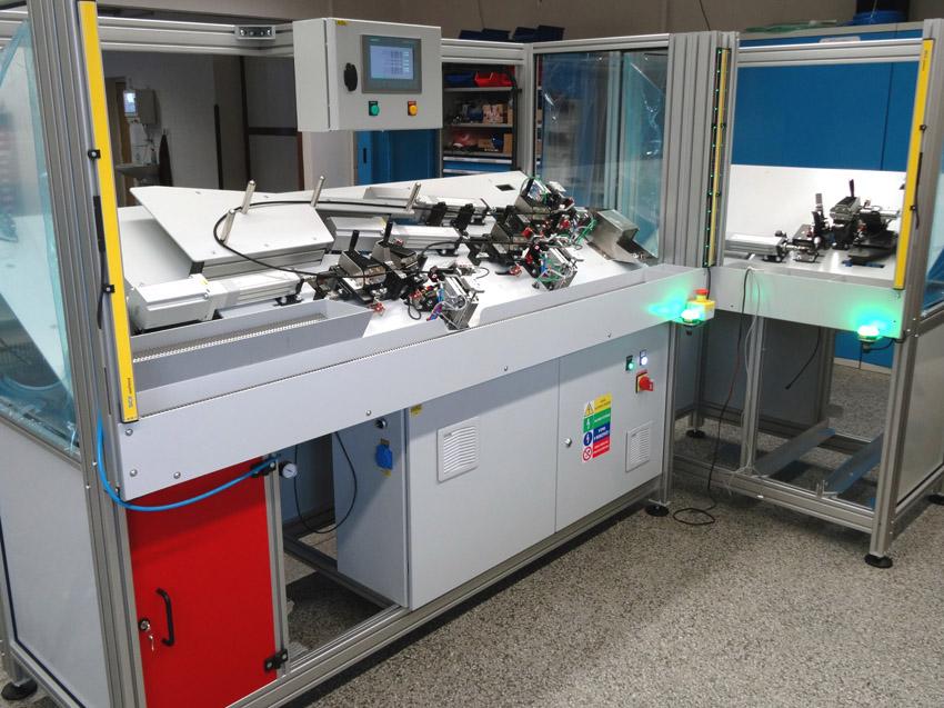 Inovativní stroje z vysoce kvalitních komponentů