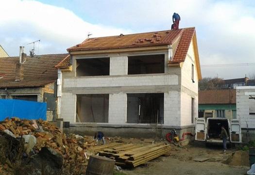 Zateplení fasády a kompletní revitalizace panelového domu