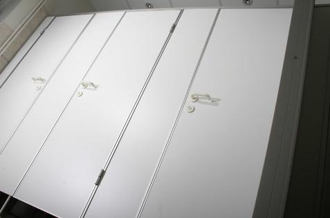 Sanitární příčky z kvalitních německých materiálů