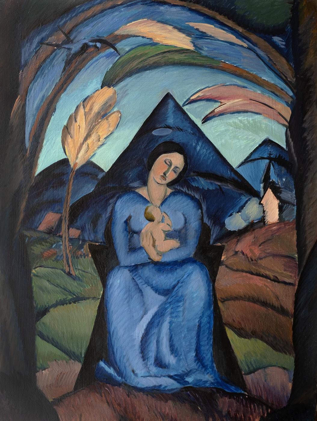 Výstavy obrazů tradiční pražské Galerie KODL