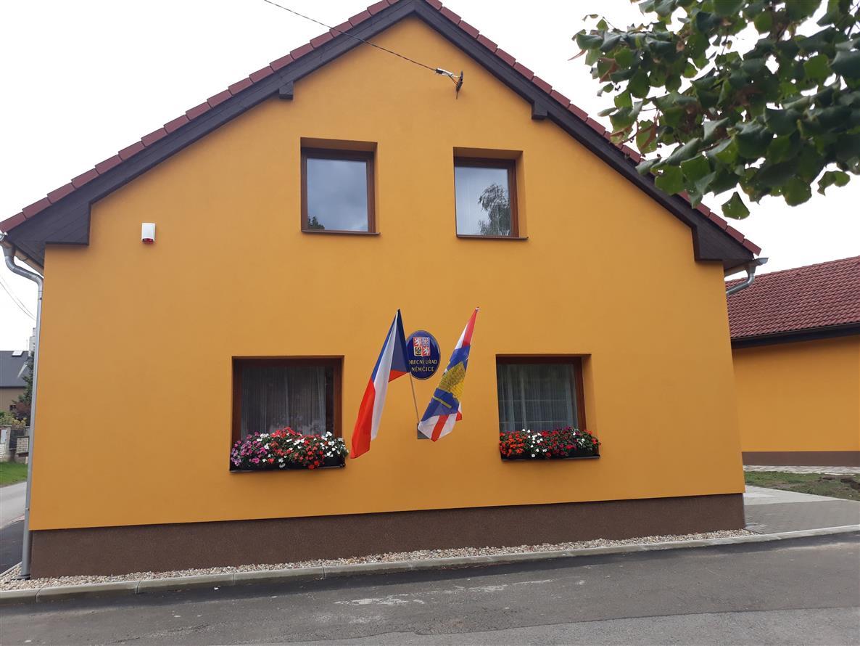 Obec Němčice s bohatou tradicí Sboru dobrovolných hasičů, součást Mikroregionu Chlum