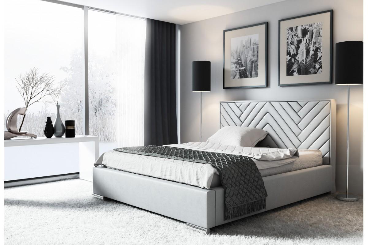Široký výběr moderních postelí do ložnice, praktické válendy