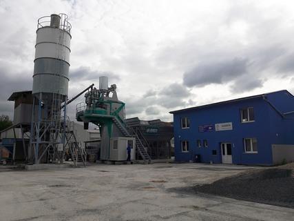 Výroba a prodej malty, písku a betonu
