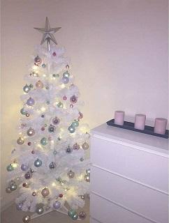 Umělé vánoční stromky v podobě jedle zelené či bílé vykouzlí atmosféru Vánoc v každém interiéru