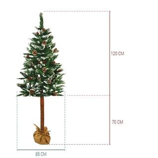 Husté umělé vánoční stromky - prodej, eshop