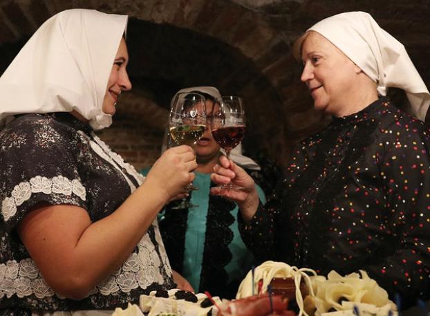 VINAŘSTVÍ VALTICKÉ PODZEMÍ s.r.o., firemní akce, degustace vína