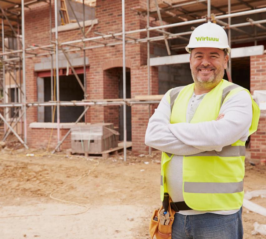 Stavební společnost Wirtuuu a.s., výstavba byudov na klíč