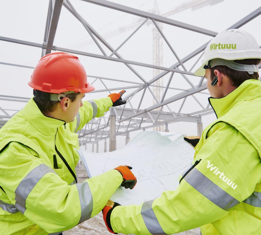 Stavební společnost Wirtuuu a.s., průmyslové objekty, haly, sklady, výstavba a dodávka stavby