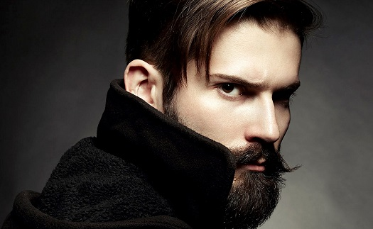 Barber shop, úpravu vousů a knírů, klasické pánské holičství určené pro každého moderního muže