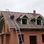 Realizace kompletních střech včetně krovů - střechy na klíč