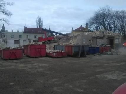 Bourací práce a demolice Kutná Hora